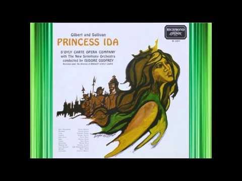 Princess Ida (Act 1)-G&S-1955,Pratt,Godfrey,D'Oyly Carte