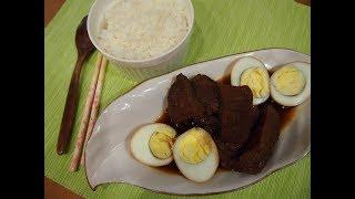 Простые корейские рецепты: маринованная говядина (장조림) чан чорим