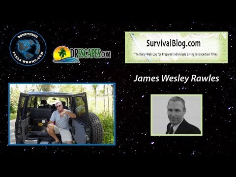 Interview with James Wesley Rawles