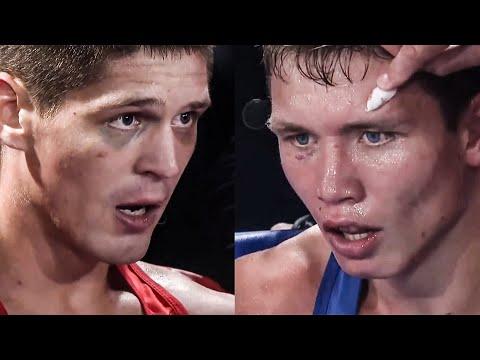 Бой превратился в драку! Самый зрелищный бой кубка России по боксу