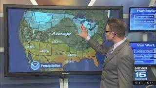 NOAA Winter Weather Outlook