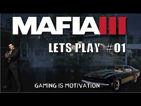 Let´s Play MAFIA 3 #01  Besorg die Schlüssel Django. [german, deutsch]
