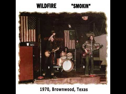 Wildfire  -  Smokin'  1970  (full album)