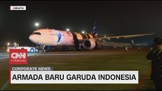 Inilah Armada Baru Garuda Indonesia, Airbus A330-900 Neo