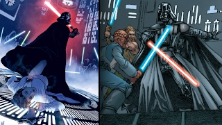 How Darth Vader Killed 8 Jedi at Once (With the 501st's Help) [Legends]