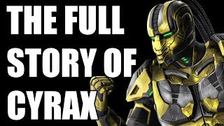 The Full Story of Cyrax - Before You Play Mortal Kombat 11