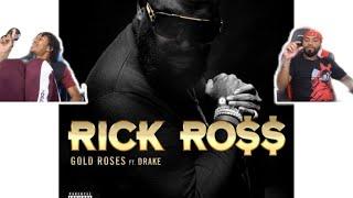 FLOP!? 💩🤡 Or HOTTT!?!🔥🔥   Rick Ross - Gold Roses Ft. DRAKE   REACTION