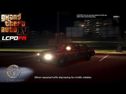 GRAND THEFT AUTO IV - LCPDFR 1.1 - EPiSODE 8 - NEW YORK STATE POLICE