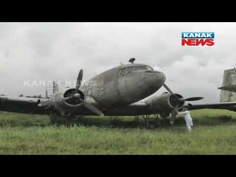 Biju Patnaik's Dakota aircraft making its way to Odisha