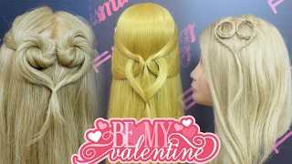 Valentines Day Hairstyles 2017