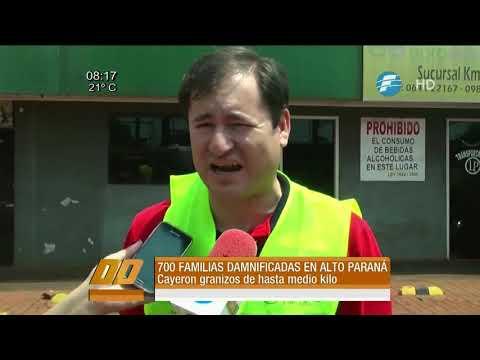 Alto Parana - pe 700 ogapýpegua opytá mba´eve´yre