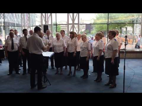 Droitwich Spa Songsters - Amazing God