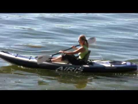 Airis Sport 10 Inflatable Kayak