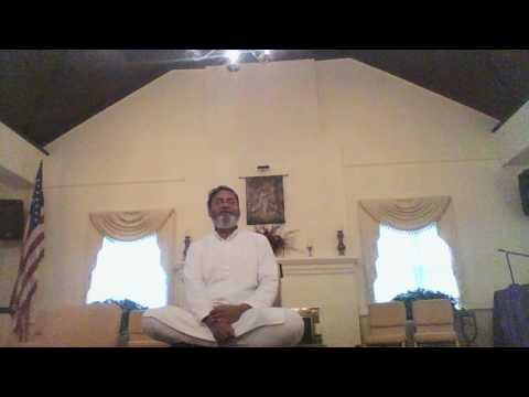 6.13.16 Pranashakthi Healing Intro Level with Guruji Sri Yogacharya Arun Kumarji