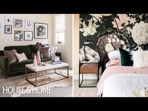 Interior Design — Dream Bedroom Makeover for a Rock Star