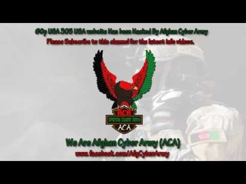 Afghan Cyber Army ACA) ● Hacked 305 USA websites #OpUSA (PROMOTE) - YouTube_2