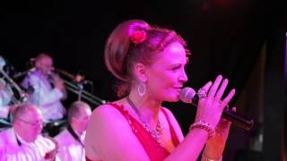 Manchester Swing Band: Suburban Swing Orchestra with vocalist Sarah Dennis 2013