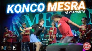 Alvi Ananta - Konco Mesra - (Official LIVE)