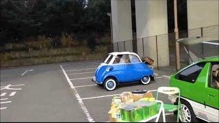 BMW Isetta イセッタ バック駐車