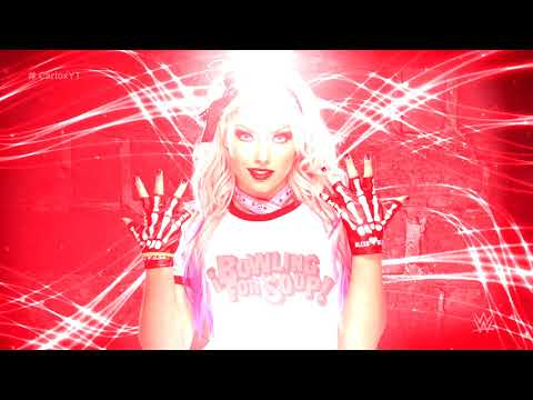 """Alexa Bliss Unused Theme Song - """"Alexa Bliss by Bowling For Soup"""" with Arena Effects"""