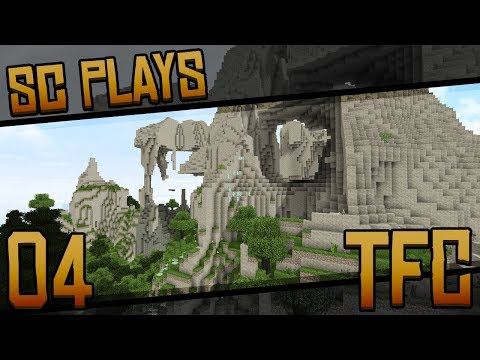 """Let's Try: TerraFirmaCraft 1.12.2   Part 04: """"Across The Pond"""" [Modded Minecraft 1.12.2]"""