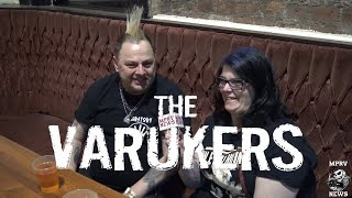 THE VARUKERS  - Interview & Live - Punks News For Punx! - MPRV News