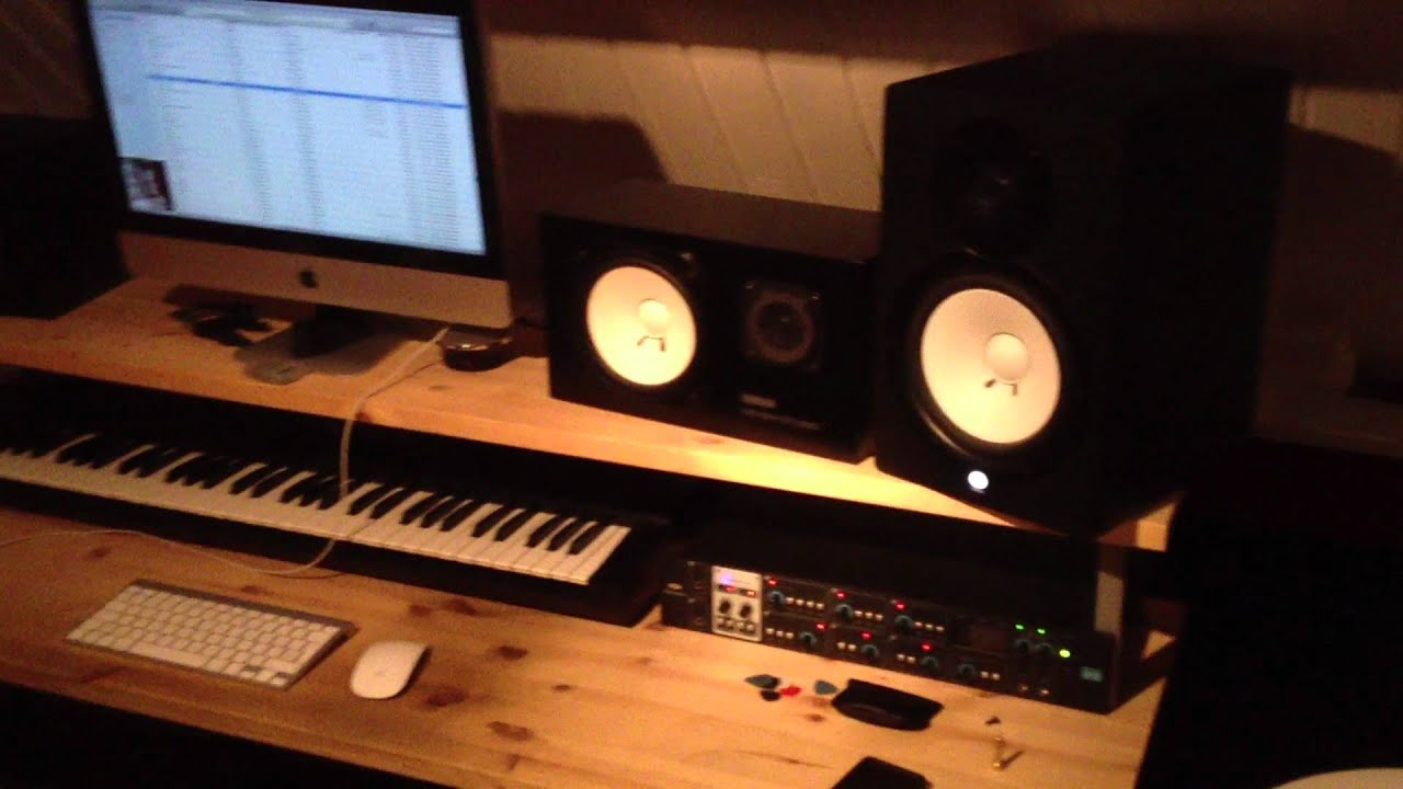 yamaha ns 10m studio noisia test youtube. Black Bedroom Furniture Sets. Home Design Ideas