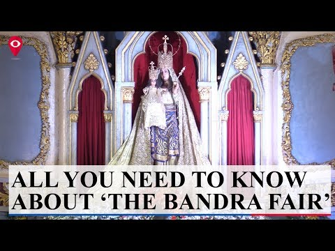 All you need to know about 'The Bandra Fair' aka 'The Mount Mary Fair'