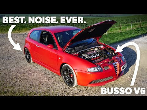Alfa 147 GTA: The Greatest FWD Car I've Ever Driven