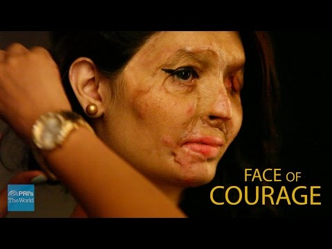 Face of Courage — trailer on YouTube