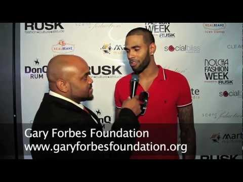 NOLCHA Fashion Week Interview - Gary Forbes