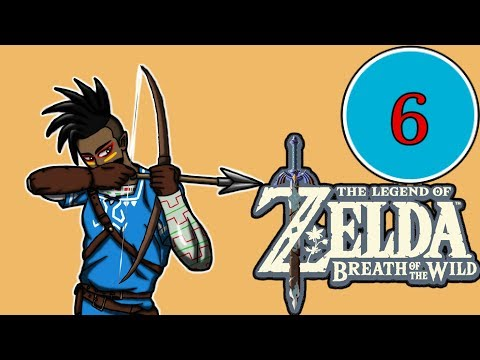 Spicy Nuts!! | The Legend of Zelda: Breath of the Wild ep006