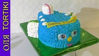 3д Торт самолетик мастер-класс Как украсить торт кремом