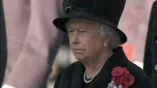 God Save The Queen - Cenotaph 2011