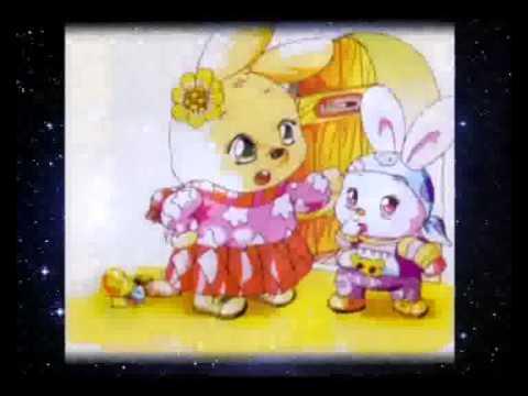 Cô Bé Bán Diêm , Chú Thỏ Con
