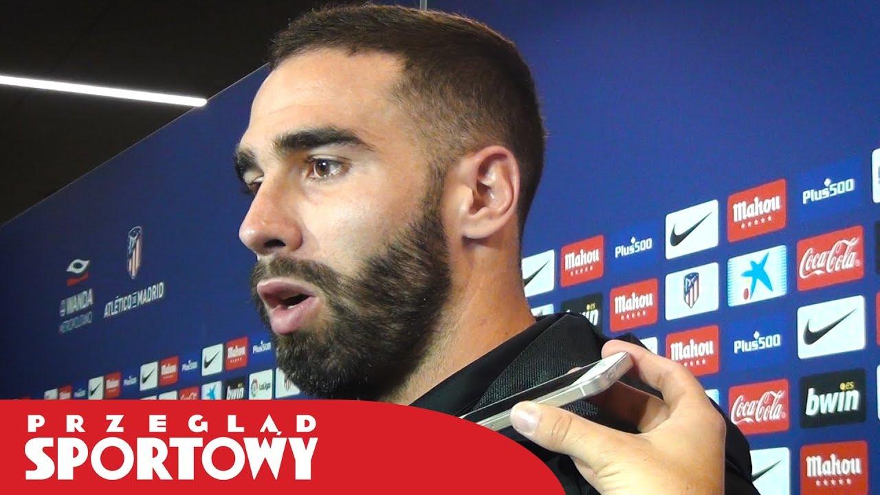 Dani Carvajal po meczu Atletico – Real 0:0
