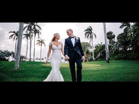 Mar-A-Lago Club Wedding Video