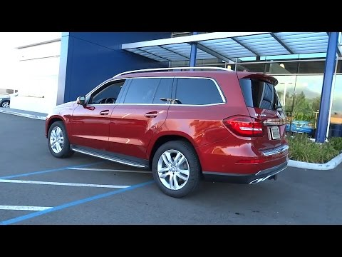 2017 Mercedes-Benz GLS Pleasanton, Walnut Creek, Fremont, San Jose, Livermore, CA 17-0115
