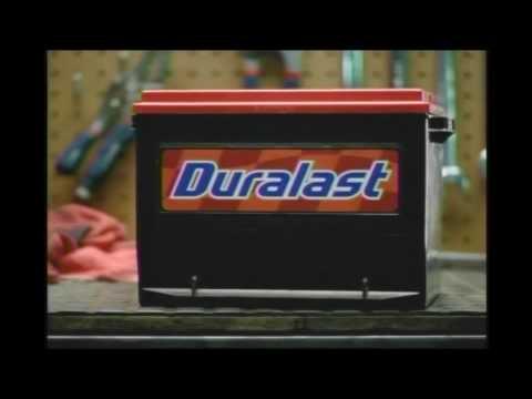Duralast Battery Proven Tough Youtube