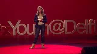 Ik kan heel goed van alles laten mislukken: Lidion Zierikzee at TEDxYouth@Delft