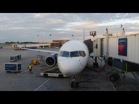 Delta B757-200 Minneapolis (MSP) - Detroit (DTW) Flight Experience
