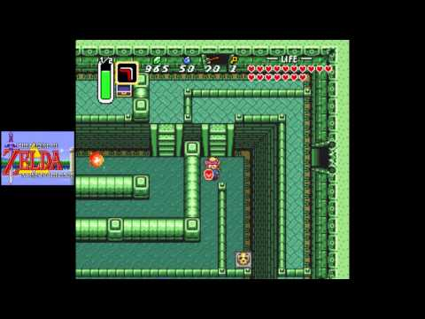 Zelda: A Link to the Past [SNES] Playthrough #18, Level 6: Misery Mire