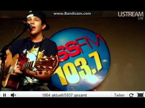 Austin Mahone - Say Somethin [Live at KissFm 103.7 ]