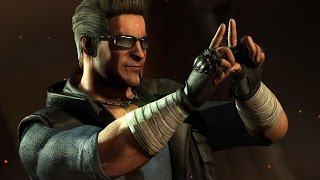 Mortal Kombat X: All of Johnny Cage