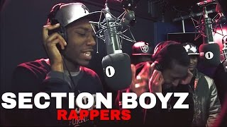 Section Boyz - Fire In The Booth