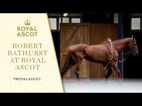 Royal Ascot 2017  Robert Bathurst
