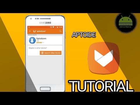 Descarga Apk Gratis Con – Aptoide  #Smartphone #Android