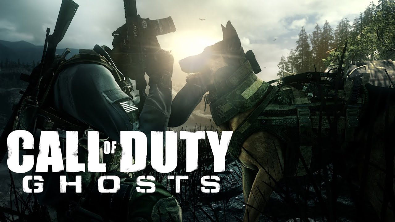 """call of duty: ghosts gameplay"""" - """"riley dog"""" campaign mission - cod"""