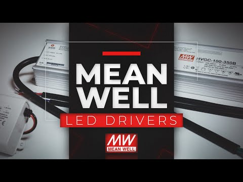 MEAN WELL LED