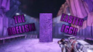 BORDERLANDS: The Pre-Sequel - Obelisk Easter Egg In Stanton